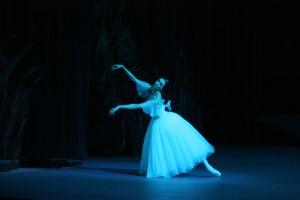 Дебют Ольги Смирновой в «Жизели»