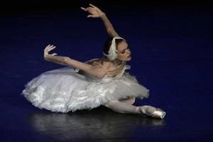 Прима-балерина Мариинского театра Ульяна Лопаткина объявила о завершении  своей танцевальной карьеры