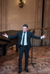 Фото с концерта, Большой театр. Фото Павла Рычкова
