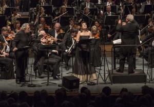 Pl?cido Domingo (Athana?l), Marina Rebeka (Tha?s), Patrick Fournillier