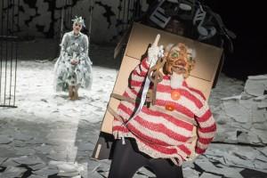 Сказки Гофмана Оффенбаха на сцене Кёльнской детской оперы
